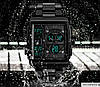 Skmei 1274 Techno черные мужские часы, фото 8