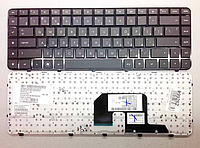 Клавиатура для ноутбука HP Pavilion dv6-3000 dv6Z-3000 dv6Z-3100 dv6-3207 (русская раскладка, с черной рамкой)