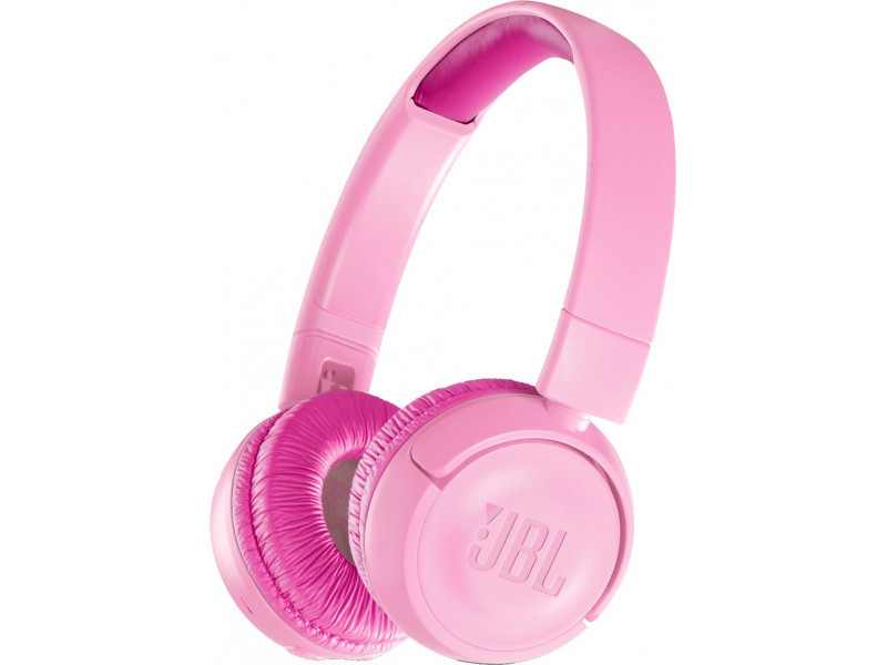 Наушники JBL JR300BT Punky Pink (JR300BTPIK)