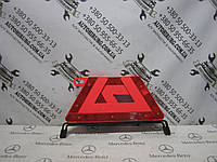 Знак аварийной остановки MERCEDES-BENZ w164 ml-class (A2038900197), фото 1