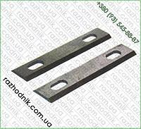 Ножи рубанка Rebir (110мм)