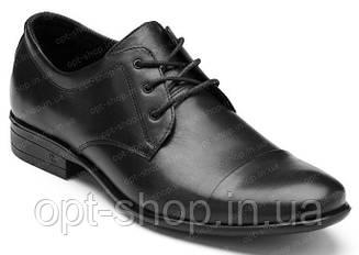 Чоловічі класичні туфлі Bastion