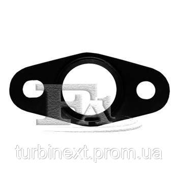 Прокладка трубки охлаждающей жидкости ALFA ROMEO 166 VWBORA FISCHER 411-503