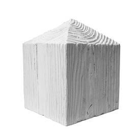 Стикувальний елемент універсальний Decowood 14x14 білий