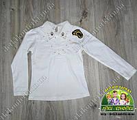 Рубашка блузка нарядная для девочки
