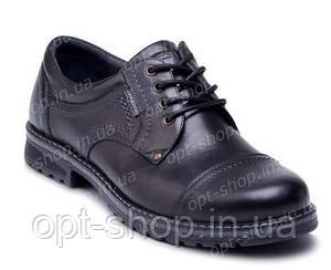 Чоловічі шкіряні туфлі Bastion