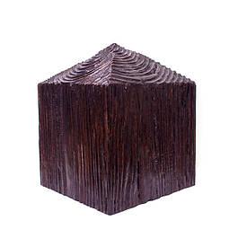 Стикувальний елемент універсальний Decowood 14x14 темний
