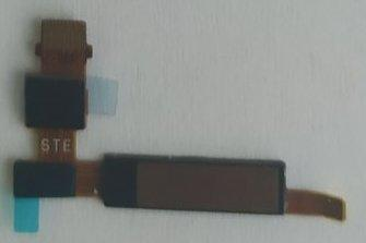 Шлейф для HUAWEI P10, для сканера відбитка пальця,(Touch ID)