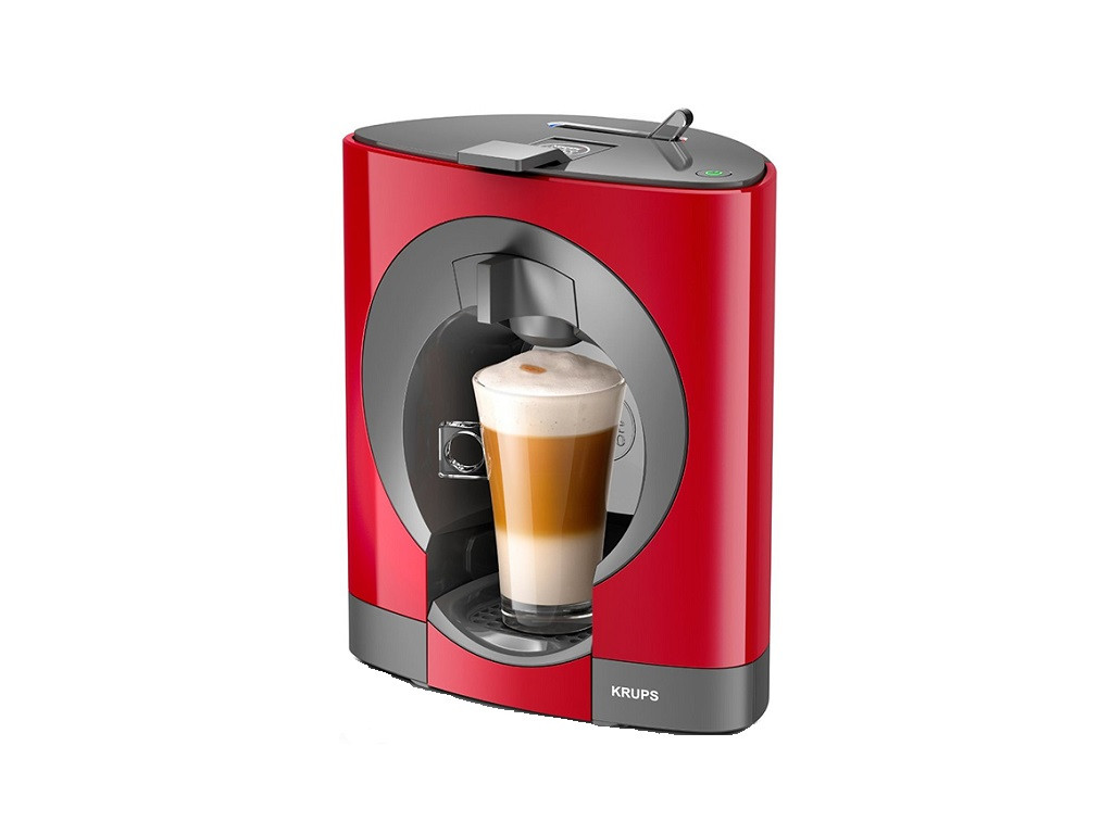 Капсульна кавоварка еспресо Krups KP 1105 NESCAFE Dolce Gusto Oblo Red 1500 Вт