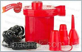 Насос электрический Турбинка 12V АС 401 + жидкая латка 10 грамм.