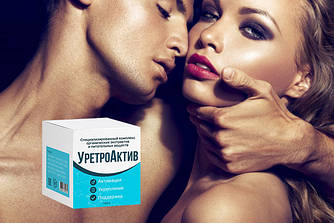 УретроАктив - природный усилитель потенции, 50 гр