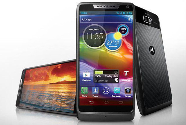 Обзор Motorola Droid Razr M (Verizon Wireless)