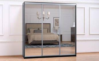 Шкаф Купе-05 2700х600х2400 Алекса мебель, фото 3