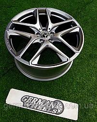 Оригинальные диски R21 Mercedes GLE W167 AMG