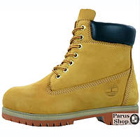 Зимние женские ботинки Timberland Boots (без меха)