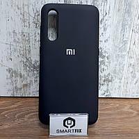 Силиконовый чехол для Xiaomi Mi9T / Mi9T Pro Черный
