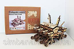 3D-конструктор дерев'яний Сівалка Great Plains PL5500