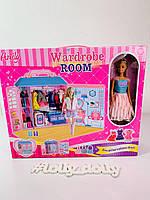 Кукла Anlily с гардеробом