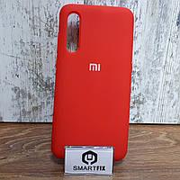Силиконовый чехол для Xiaomi Mi9T / Mi9T Pro Красный