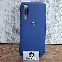 Силиконовый чехол для Xiaomi Mi9T / Mi9T Pro Синий