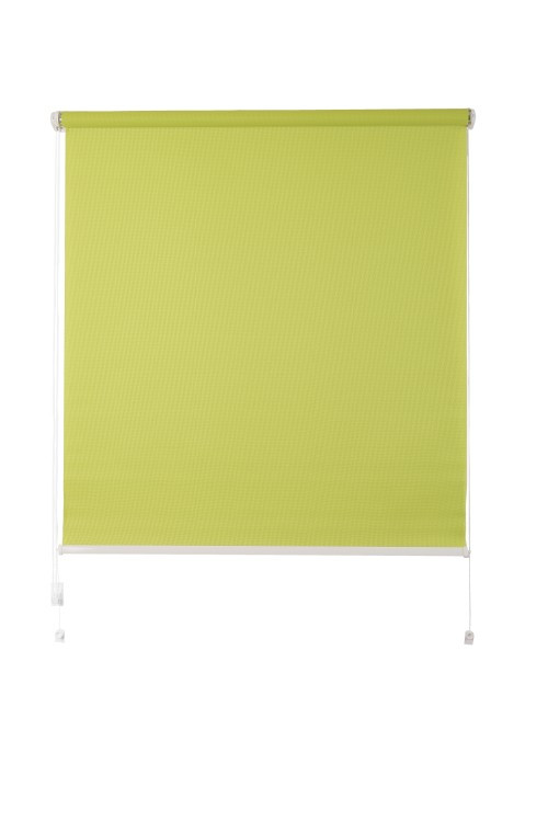 Рулонная штора De zon Edel Mini 97х160 см зеленая