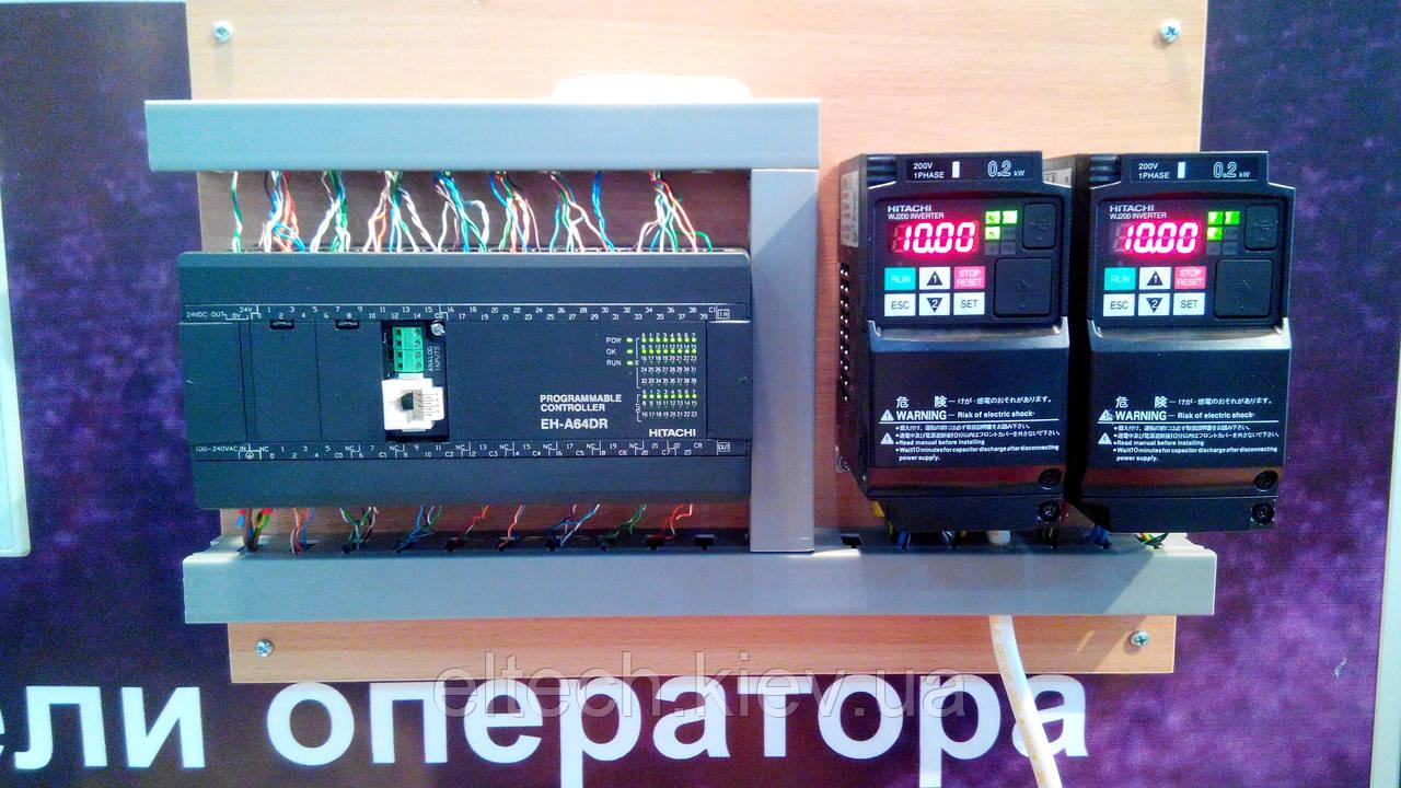 Программируемый контроллер EH-D64DR (процессорный модуль)