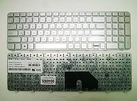 Клавиатура для ноутбука HP Pavilion DV6-6000 DV6T-6000 DV6-6100 DV6-6B00 DV6-6C00 (русская раскладка, серебро)