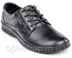 Туфлі чоловічі шкіряні Bastion