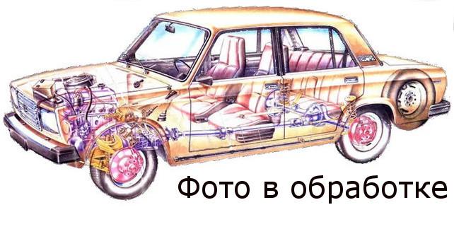 Амортизатор на ВАЗ 2110 (стойка в сборе) передний левый (газо-масло)