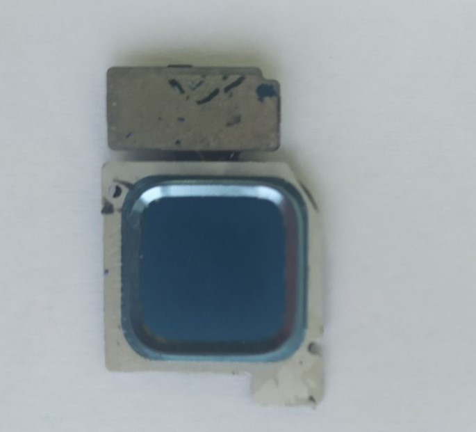 Шлейф для HUAWEI P10 LITE, для сканера отпечатка пальца, (Touch ID) голубой