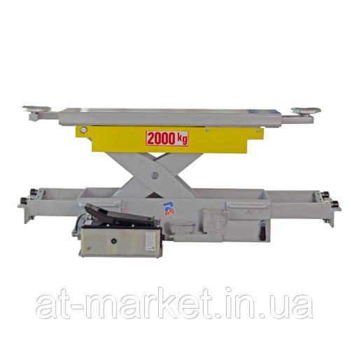 Траверса пневмогидравлическая 2000 кг Made in Italy  RAVAGLIOLI J20PNX