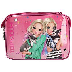 Top-Model Depesche Сумка через плече Top Model Friends June & Jill рожева ( Топ Модел сумка Друзья розовая )
