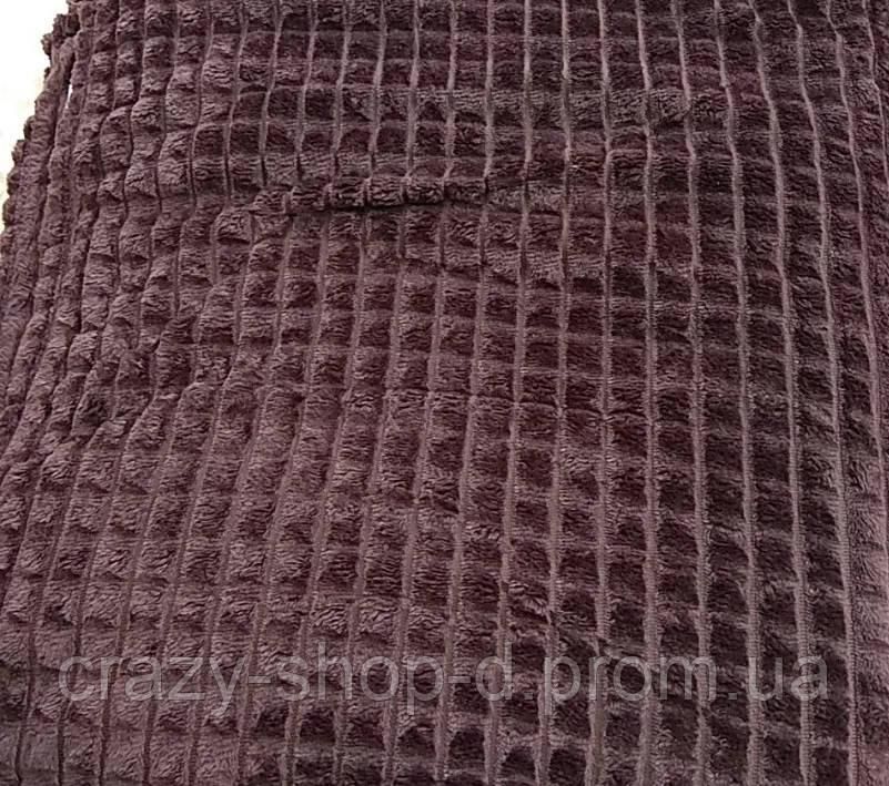 "Плед из микрофибры евро размер ""Крокодил"""