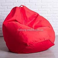 Кресло мешок груша Большой | красный Oxford