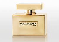 DOLCE&GABBANA THE ONE GOLD LIMITED EDITION EAU DE PARFUM TESTER ORIGINAL