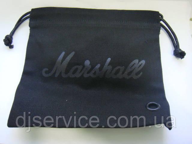 Чехол (мешок) 18 x 18.5см для хранения для наушников Marshall Major, Marshall Major II / III