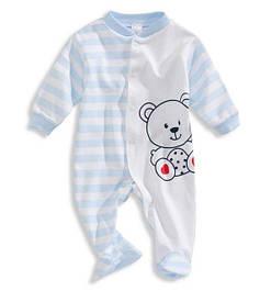 Теплые комбинезоны на новорожденных