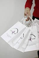 Крафт- пакет с логотипом