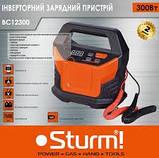 Зарядное устройство Sturm BC12108V, фото 5