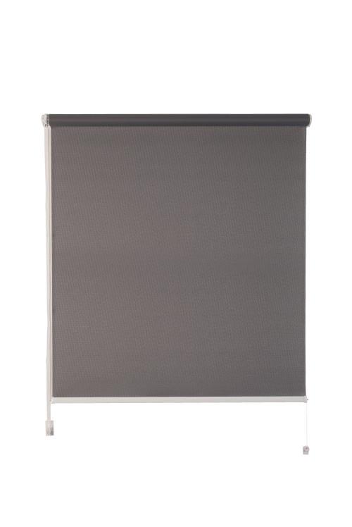 Рулонная штора De zon Edel Mini 53х160 см серая