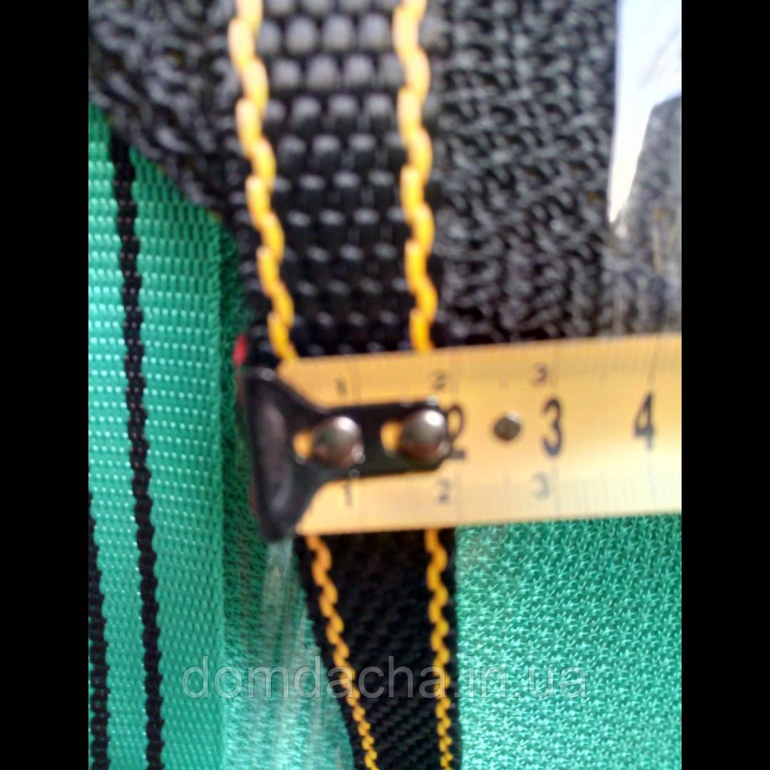 Лента полиэстеровая грузоподъемная (для изготовления текстильных строп)20мм