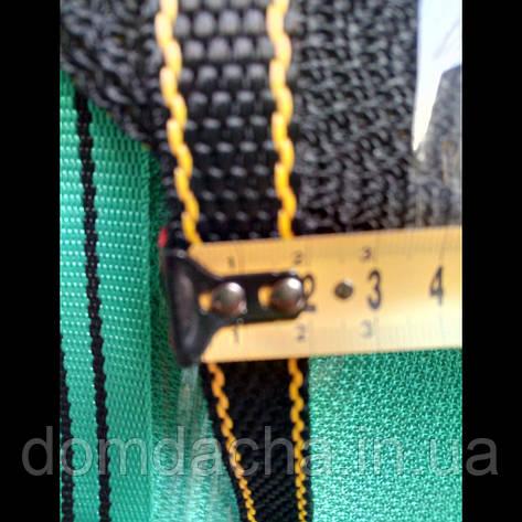Лента полиэстеровая грузоподъемная (для изготовления текстильных строп)20мм, фото 2
