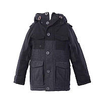 Стильное шерстяное пальто для мальчиков Next (Великобритания) 5 -10  лет