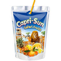 Сок Capri-Sun Safari Fruits 200ml