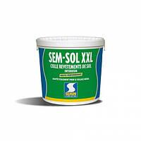 Клей для напольных покрытий SEMIN SEM-SOL XXL, 20 кг