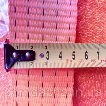 Лента полиэстеровая грузоподъемная (для изготовления текстильных строп)50мм, фото 2