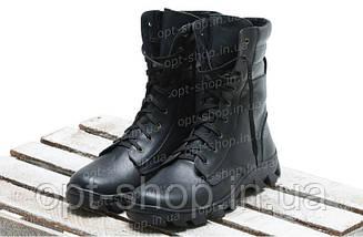 Мужские зимние высокие ботинки (берцы) Bastion