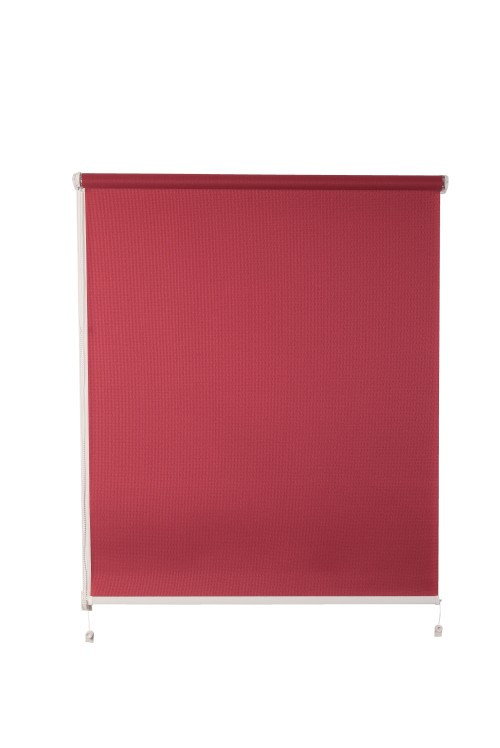 Рулонна штора De zon Edel Standart 150х160 см вишнева