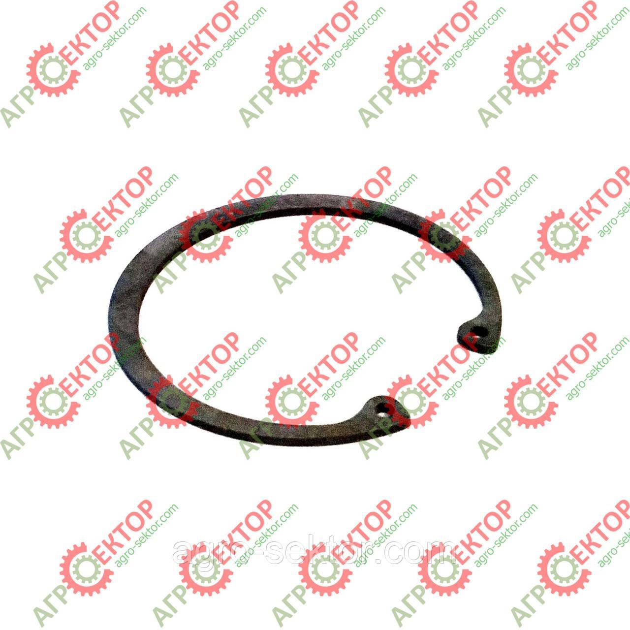 Кільце стопорне 55 мм внутрішне ступиці правої меншої на пресс-підборщик Sipma Z-224 0639-361-054