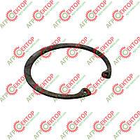 Кільце стопорне 55 мм внутрішне ступиці правої меншої на пресс-підборщик Sipma Z-224 0639-361-054, фото 1